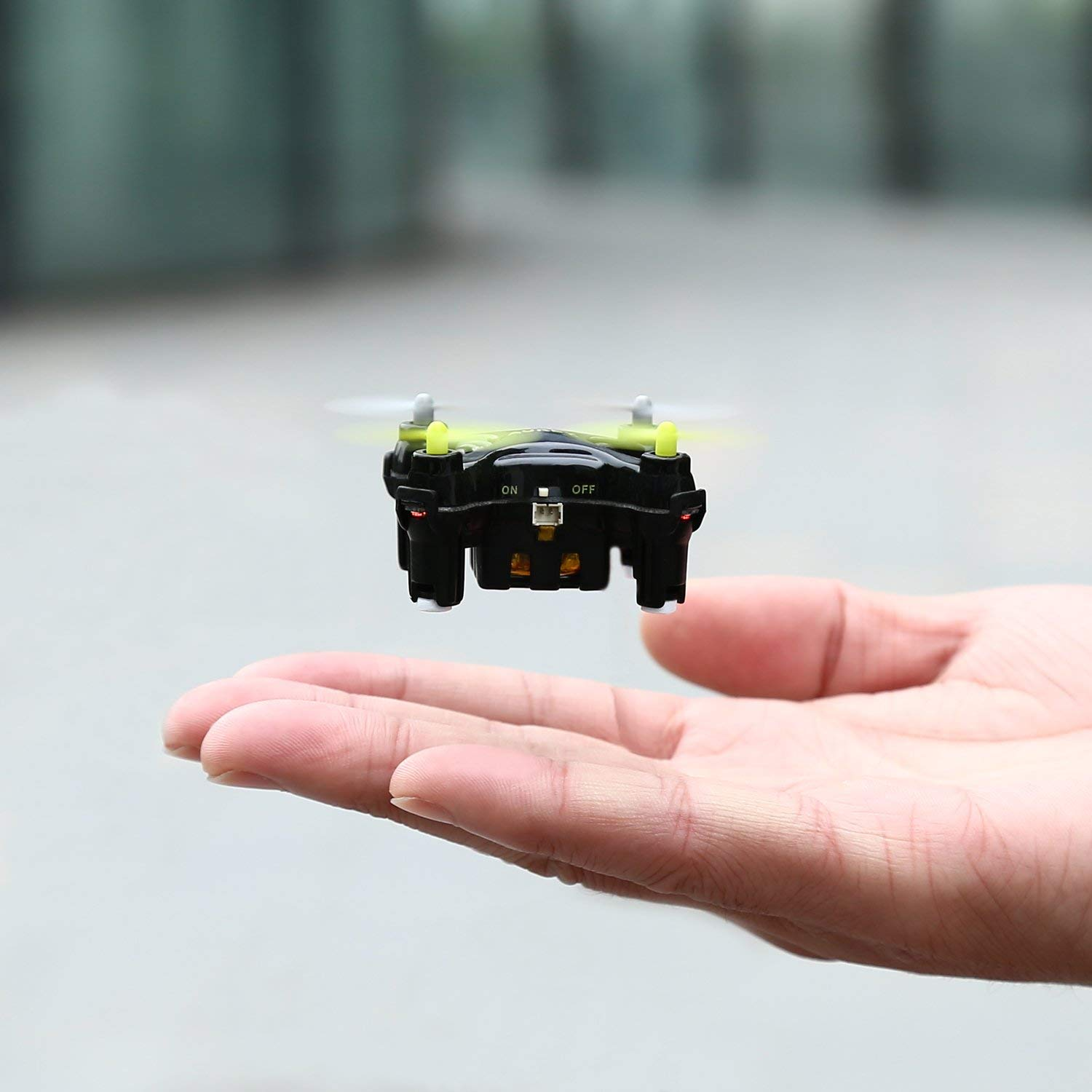 Modern Mini Drone: Bring Out Your Piloting Skills!